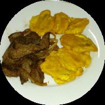 plato preferido de todo buen dominicano